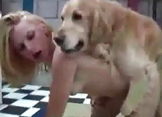 Dogs fucking fast and raw